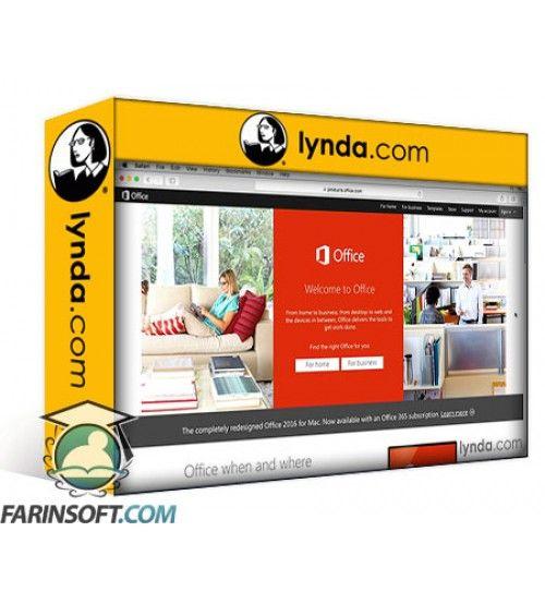 آموزش Lynda Office 365 Mac UaRWord