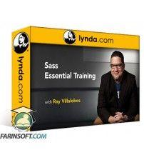 دانلود آموزش Lynda Sass Essential Training