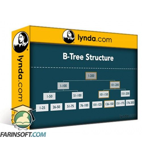 آموزش Lynda Database Fundamentals Storage
