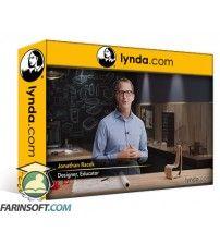 آموزش Lynda Furniture Design  with Rhino