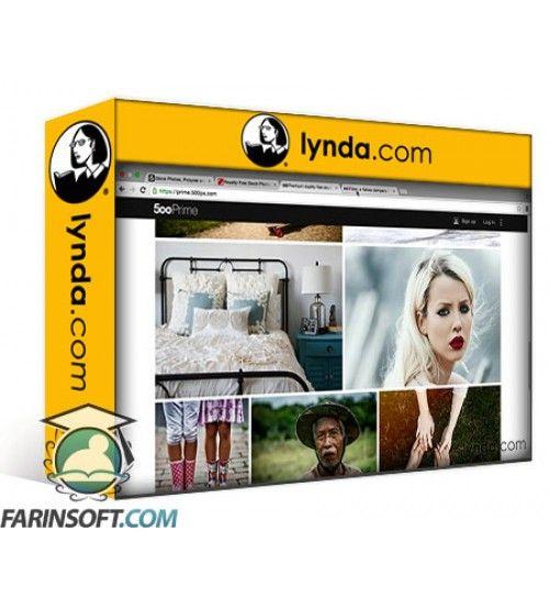 آموزش Lynda Content Marketing Photos