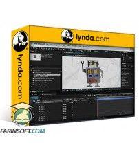 آموزش Lynda Creating Handmade Look in After Effects 02 - Design and Animation