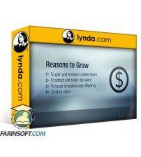 دانلود آموزش Lynda Designing Growth Strategies