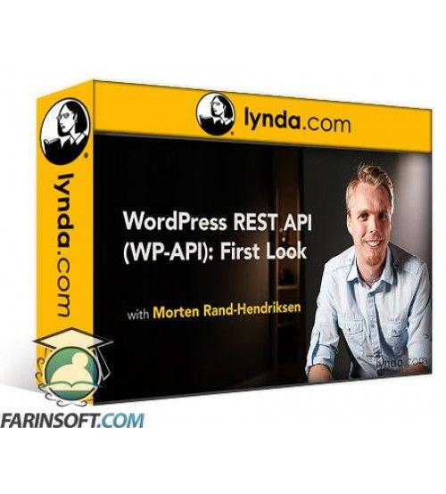 آموزش Lynda WordPress REST API WPAPI First Look