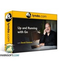 آموزش Lynda Up and Running with GO