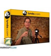 دانلود آموزش Lynda Video for Photographers – Shooting with a DSLR