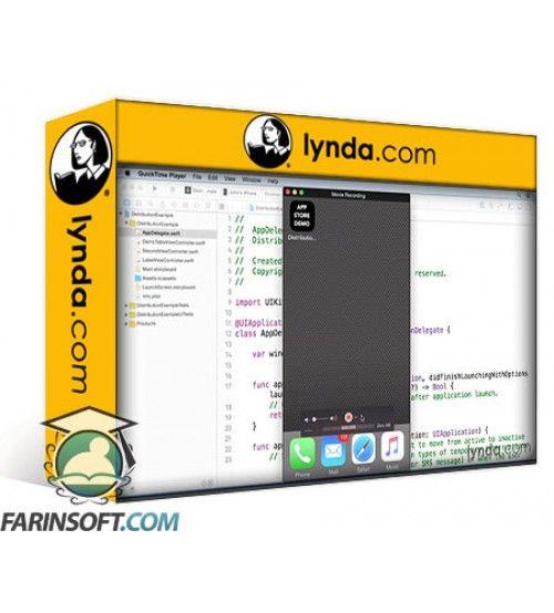 آموزش Lynda Distributing iOS Applications Through the App Store
