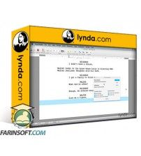 دانلود آموزش Lynda Screenwriting with Final Draft