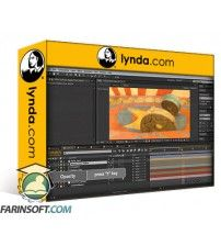 دانلود آموزش Lynda Soft Body Simulation for Motion Graphics with RealFlow