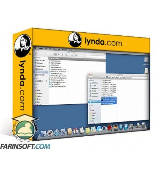 آموزش Lynda Mac OSX Mavericks Essential Training