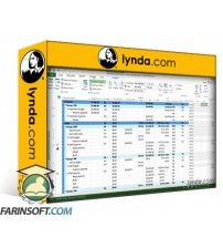 آموزش Lynda Managing Budget-Constrained Projects with Microsoft Project