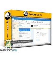 آموزش Lynda Office 365 for Mac Up and Running with Outlook