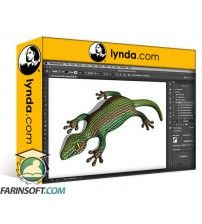 دانلود آموزش Lynda Creating Printable 3D Art in Photoshop