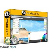 دانلود آموزش Lynda Up and Running with ArtRage