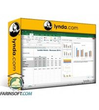 آموزش Lynda Up and Running With Excel 2016