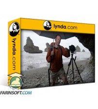 دانلود آموزش Lynda Photographing the Wintery Coast of New Zealand
