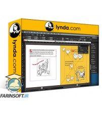 دانلود آموزش Lynda Creating Fixed-Layout eBooks for the Kindle