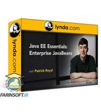 آموزش Lynda Java EE Essentials: Enterprise JavaBeans