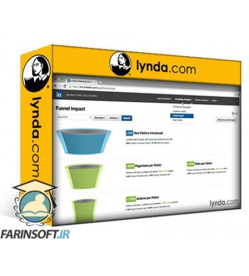 آموزش Lynda Up and Running with LinkedIn Lead Accelerator