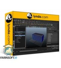 آموزش Lynda Houdini Engine for CINEMA 4D and Maya