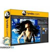 دانلود آموزش Lynda Photoshop CC 2013 One-on-One: Advanced