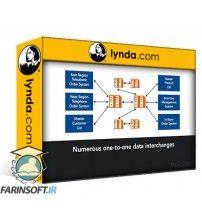 آموزش Lynda The Modern Enterprise Data Environment