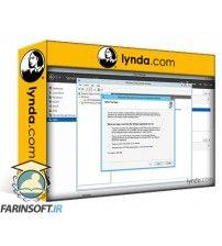 آموزش Lynda Deploy Windows 10 with Microsoft Deployment Toolkit 2013