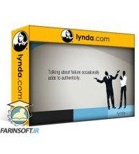 دانلود آموزش Lynda Learning from Failure