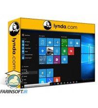 آموزش Lynda Migrating from Windows 7 to Windows 10