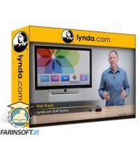 آموزش Lynda Up and Running with Apple TV