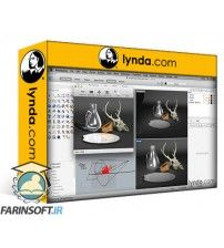 آموزش Lynda Up and Running with Rhino for Mac