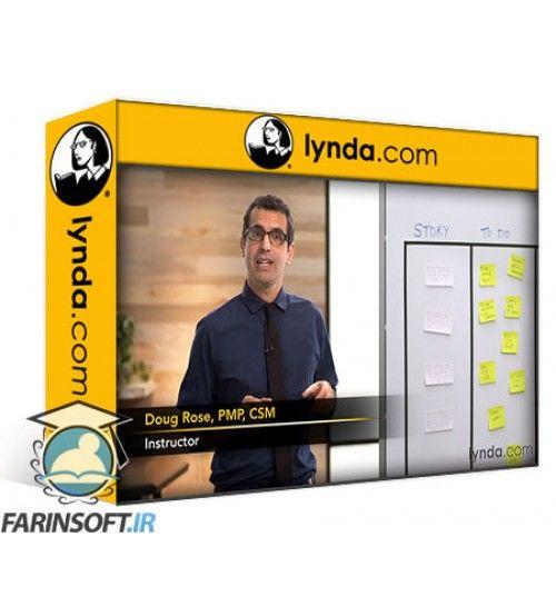 آموزش Lynda Lynda - Agile at Work Reporting with Agile Charts and Boards