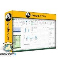 آموزش Lynda.com – Data-Driven Presentations with Excel and PowerPoint