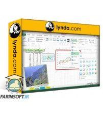 دانلود آموزش Lynda.com Excel 2013 Advanced Formatting Techniques