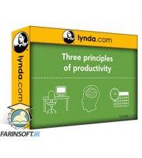 آموزش Lynda Lynda.com Time Management Fundamentals 2016