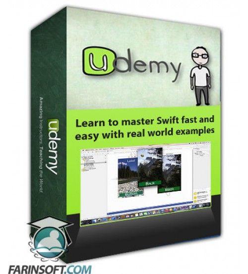آموزش Udemy Learn to master Swift fast and easy with real world examples