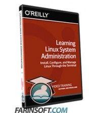 دانلود آموزش Learning Linux System Administration Training Video