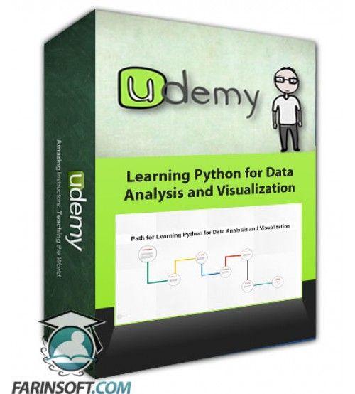 آموزش Udemy Learning Python for Data Analysis and Visualization