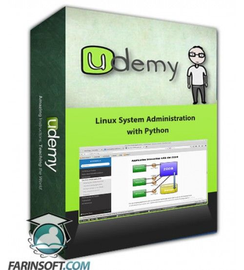 آموزش Udemy Linux System Administration with Python