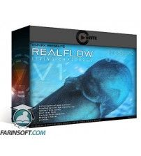دانلود آموزش cmiVFX Living Creatures in RealFlow