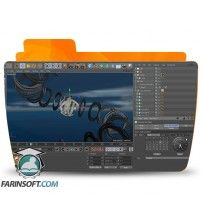 آموزش Digital Tutors Logo Animation in CINEMA 4D and After Effects