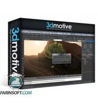 آموزش 3D Motive Create Foliage and Trees for Games or Film using SpeedTree