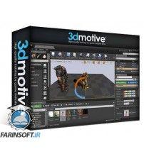 آموزش 3D Motive QuickTime Events in UE4 Volume 1 & 2