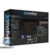 آموزش 3D Motive Substance Designer Workflow Volume 1 & 2