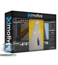 آموزش 3D Motive 3DMotive Dynamic Vehicle Setup in UE4