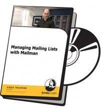 آموزش Lynda Managing Mailing Lists with Mailman