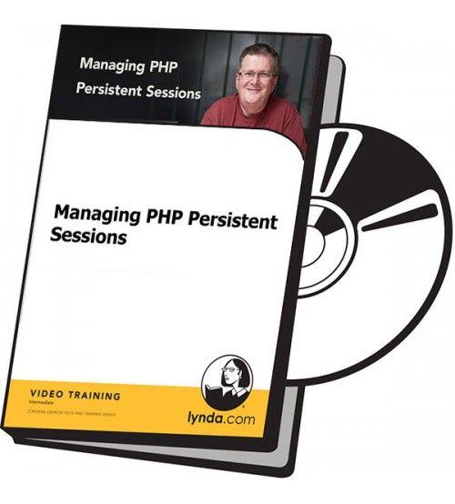 آموزش Lynda Managing PHP Persistent Sessions