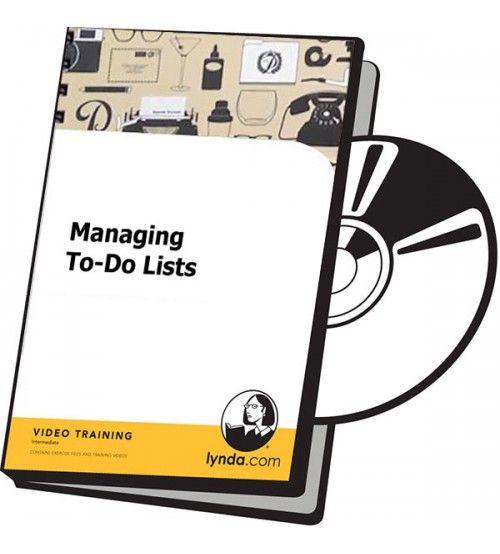 آموزش Lynda Managing To-Do Lists