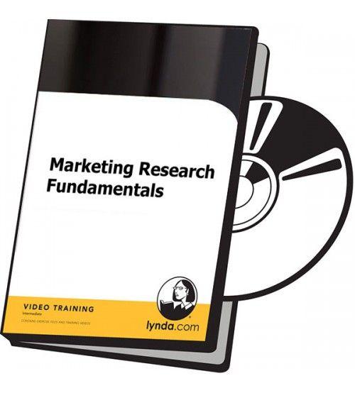 آموزش Lynda Marketing Research Fundamentals