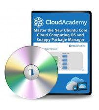 آموزش Cloud Academy Master the New Ubuntu Core Cloud Computing OS and Snappy Package Manager